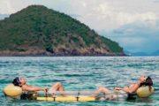 กิจกรรม-เรือแคนูใส-เกาะเฮ-บานาน่าบีช