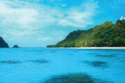 น้ำทะเล-เกาะรอก-กระบี่