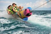 บานาน่าโบ๊ท-เรือลากกล้วย-เกาะเฮ-บานาน่าบีช
