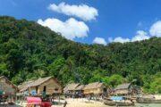 หมู่บ้านชาวปะมง-ชาวมอแกน-เกาะสุรินทร์