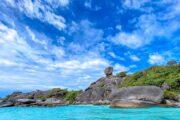หมู่-เกาะสิมิลัน-เกาะสี่