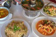 อาหารเที่ยง-ทัวร์เกาะพีพี-เรือใหญ่