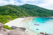 เกาะสี่-สิมิลัน-จุดชมวิว-หินเรือใบ