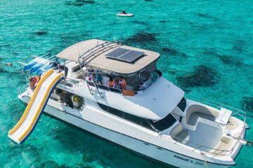 เรือ-ยอร์ช-คาตามารัน-2-ชั้น-Discover-Catamaran