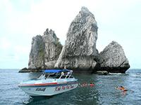 วันเดย์-ทริป-ทัวร์-4-เกาะ-กระบี่-เรือเร็ว-เกาะสี่