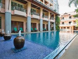 Phuket-Accommodation-Patong-Beach-Thanthip-Resort-Three-Star-2