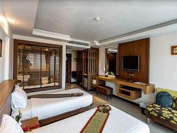 Phuket-Accommodation-Patong-Beach-Thanthip-Resort-Three-Star-Deluxe-2