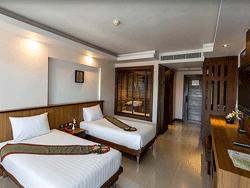 Phuket-Accommodation-Patong-Beach-Thanthip-Resort-Three-Star-Deluxe