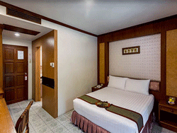 Phuket-Accommodation-Patong-Beach-Thanthip-Resort-Three-Star-Standard