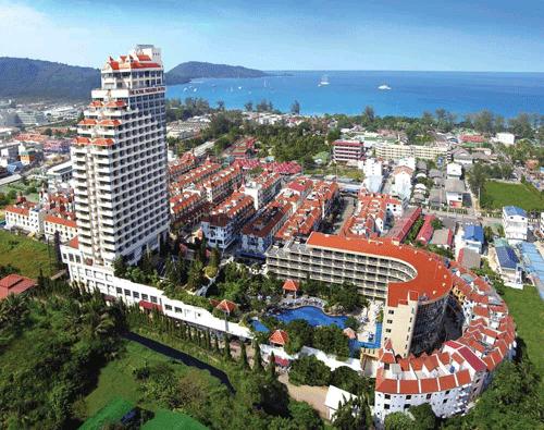 Phuket-Accommodation-The-Royal-Paradise-Patong-Hotel
