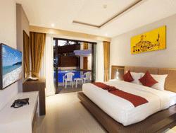 Phuket-New-Accommodation-Paripas-Patong-Resort-Pool-Access