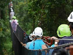 กิจกรรมผาดโผนบนต้นไม้-โหนสลิง-กระบี่-ทรีท็อป-แอดเวนเจอร์-13