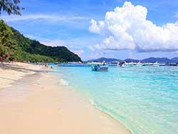 ทัวร์ครึ่งวันบ่าย-เกาะเฮ-Coral-Island-โดยเรือเร็ว-เที่ยวภูเก็ต-ราคาถูก-7