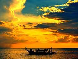 ทัวร์ครึ่งวันบ่าย-7-เกาะ-ชมพระอาทิตย์ตก-โดยเรือใหญ่-เที่ยวกระบี่ราคาถูก-8