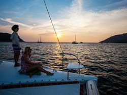 ทัวร์ครึ่งวันบ่าย-เกาะไม้ท่อน-ล่องเรือชมพระอาทิตย์ตก-เรือคาตามารัน-เที่ยวภูเก็ต-3