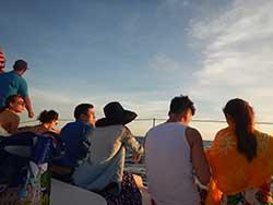 ทัวร์ครึ่งวันบ่าย-เกาะไม้ท่อน-ล่องเรือชมพระอาทิตย์ตก-เรือคาตามารัน-เที่ยวภูเก็ต-4