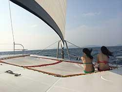 ทัวร์ครึ่งวันบ่าย-เกาะไม้ท่อน-ล่องเรือชมพระอาทิตย์ตก-เรือคาตามารัน-เที่ยวภูเก็ต-6