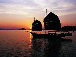 ล่องเรือสำเภา-จูน-บาทรา-ชมพระอาทิตย์ตก-อ่าวพังงา-5
