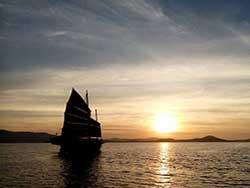ล่องเรือสำเภา-จูน-บาทรา-ชมพระอาทิตย์ตก-อ่าวพังงา-6