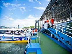 ทัวร์เต็มวัน-เกาะพีพี-เรือเร็ว