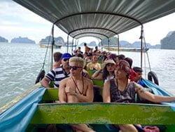 เรือหางยาวเช่าเหมาลำ-ภูเก็ต-อ่าวพังงา