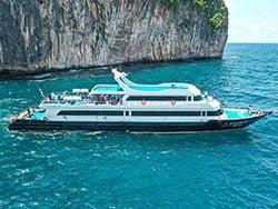 แพ็คเกจ-เที่ยว-หมู่เกาะพีพี-ภูเก็ต-เรือใหญ่