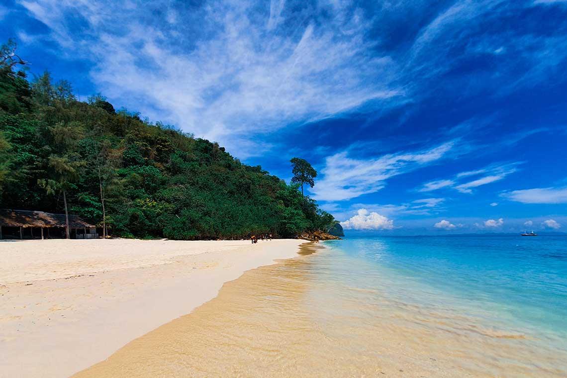 เกาะพีพี-เกาะไผ่ พรีเมี่ยมทัวร์ สปีดโบ๊ท SeaStar