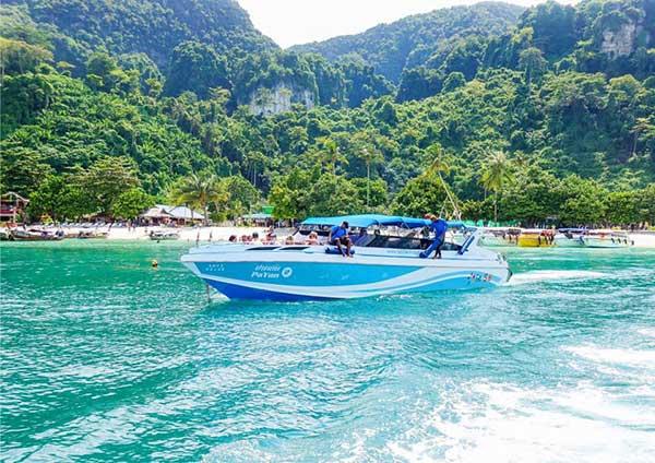 พรีเมี่ยม-ทัวร์-เกาะพีพี-เรือสปีดโบ๊ท-seastar