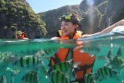 ทัวร์-ดำน้ำตื้น-เกาะพีพี