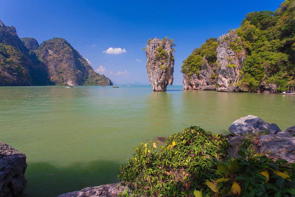 ทัวร์เกาะปันหยี เขาตะปู พายแคนู อ่าวพังงา + เกาะไข่ เรือเร็ว